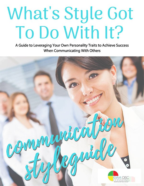 Communication Style Guide cover